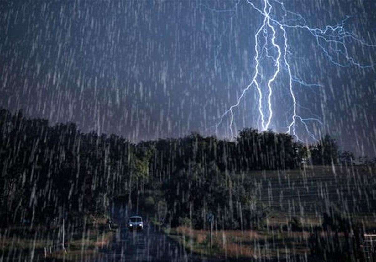 هشدار سیلاب ناگهانی در برخی استانها