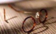 معلم، عینک را در چشم دانشآموزش خرد کرد