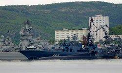 آغاز بزرگترین رزمایش دریایی روسیه در 10 سال اخیر در نزدیک مرز دریایی با نروژ