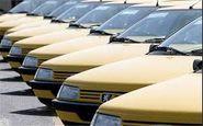 ۱۵ درصد از تاکسیها غیرفعال هستند