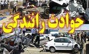 4 کشته و مجروح در سانحه رانندگی در محورهای مواصلاتی استان مرکزی