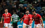 رکورد فوقالعاده بنفیکا در لیگ پرتغال