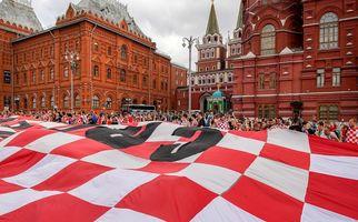تصاویر ناب از شادی و غم انگلیسیها مقابل کرواسی