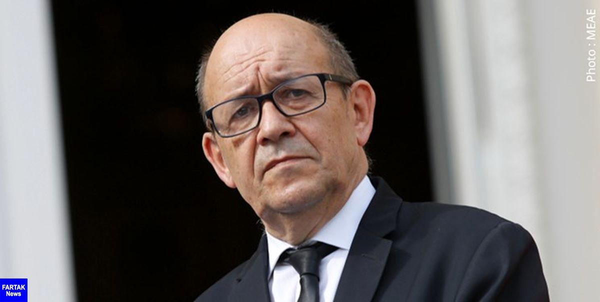 فرانسه به تلاشها برای امنیت و ثبات در خاورمیانه ادامه خواهد داد