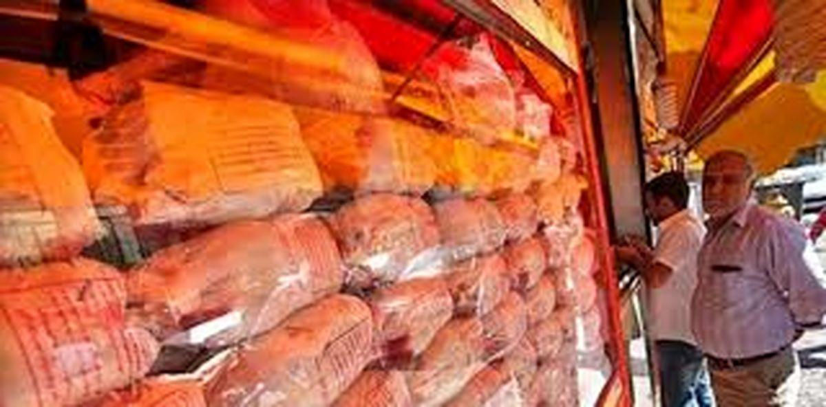 قیمت هر کیلو مرغ چقدر است؟