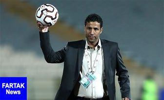 جلسه سرمربی مستعفی نفت مسجدسلیمان با مسئولان باشگاه