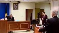 دادگاه متهم بانکی که وزیر دولت احمدینژاد بود