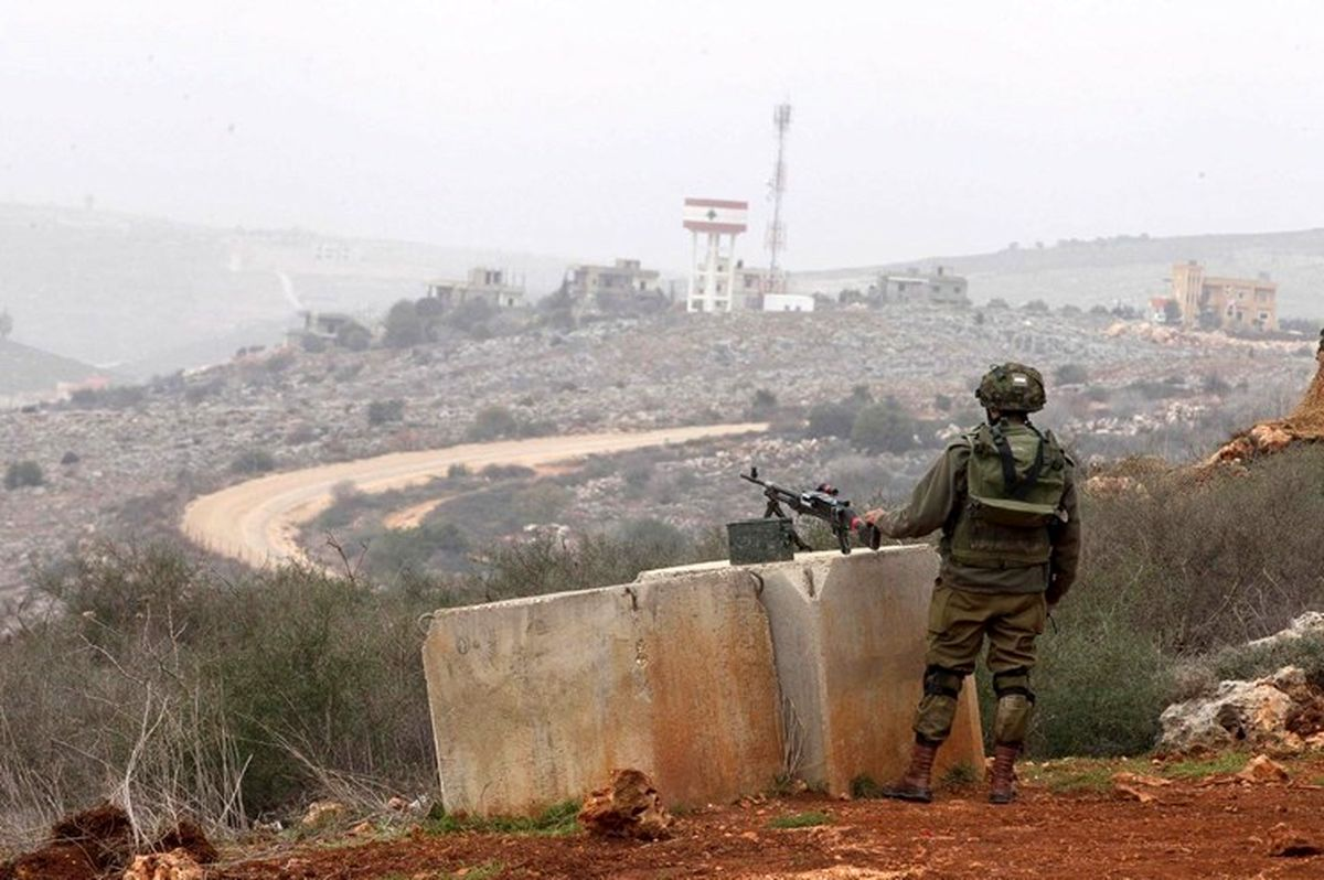 سقوط یک پهپاد ارتش رژیم اشغالگر در داخل مرزهای لبنان