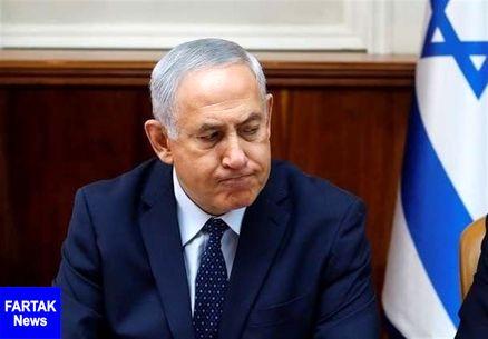 تشکر نتانیاهو از ترامپ و پنس برای مقابله با ایران