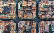 عکس منتخب نشنال جئوگرافیک   از فراز بارسلونا