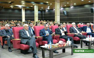 نشست فعالان اقتصادی با دکتر توسلی زاده رییس کل دادگستری استان کرمانشاه به روایت تصویر
