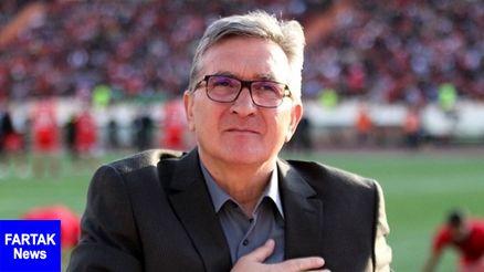 مطالبات برانکو؛موضوعی مهم برای باشگاه پرسپولیس