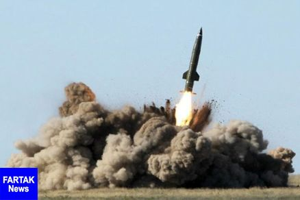 تجمع نیروهای سعودی هدف حمله ۳ موشک یمنی قرار گرفت