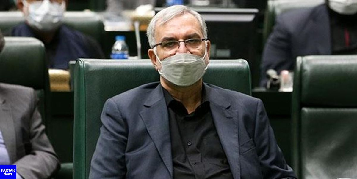 وزیر بهداشت: در شرایطی دولت را تحویل گرفتیم که اصلاً واکسن نداشتیم