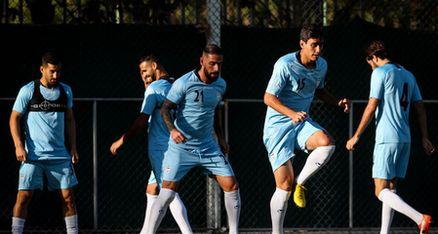 تمرین امروز ملی پوشان در چمن اصلی ورزشگاه آزادی