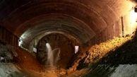 ریزش تونل مترو در حال ساخت تهران یک مصدوم داشت