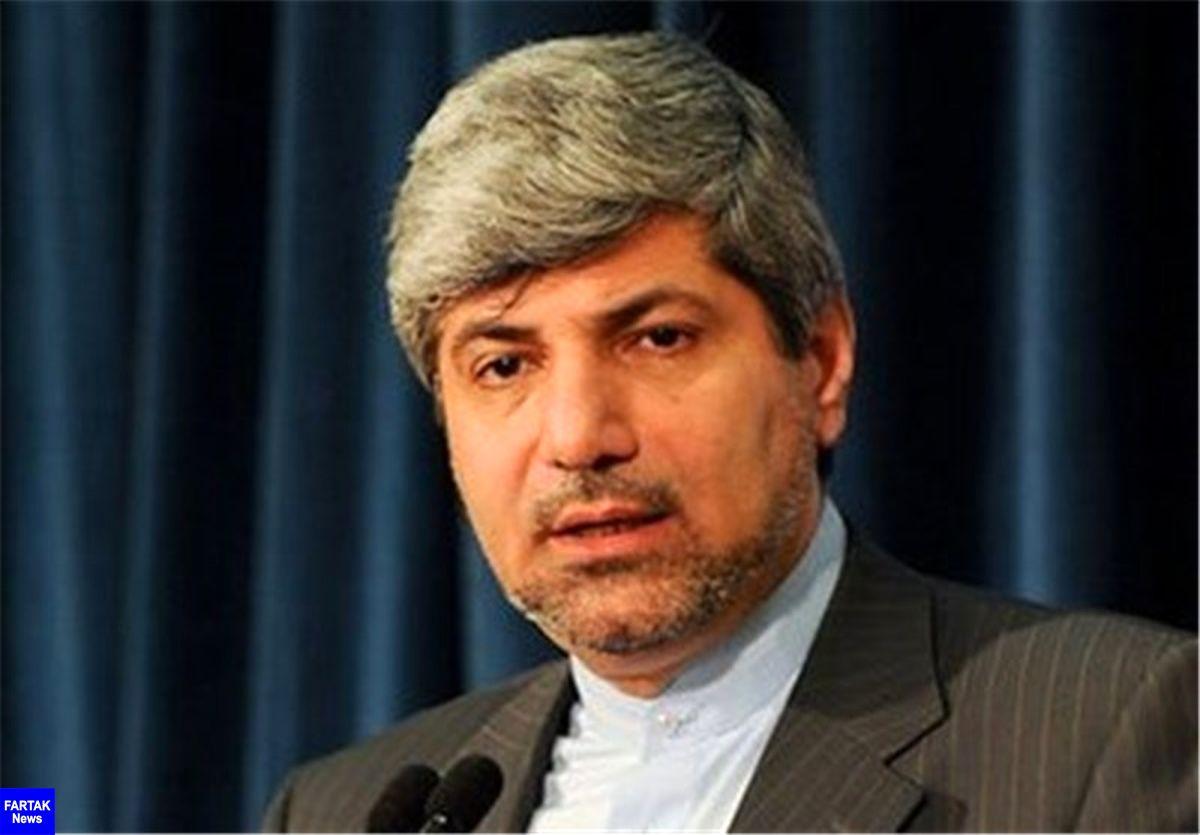 رامین مهمانپرست رسماً برای انتخابات ریاست جمهوری اعلام کانداتوری کرد