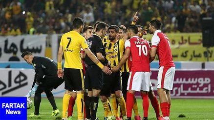 جنگ صدرنشینی در الکلاسیکو فوتبال ایران