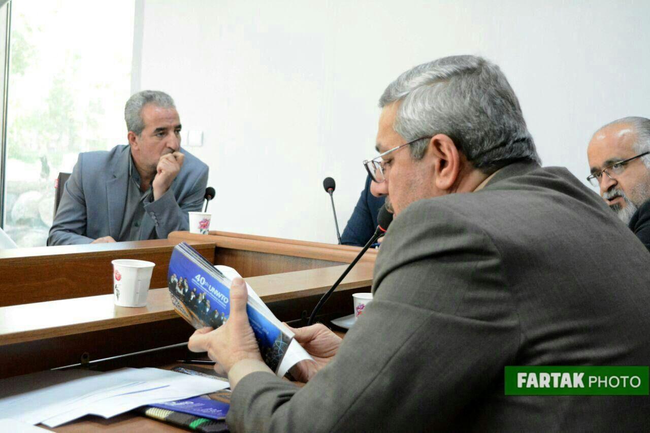 جلسه هم اندیشی کنفرانس بین المللی توریسم روستایی در سال 2020