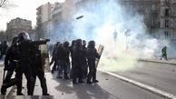 در هفدهمین هفته پیاپی از اعتراضات مردمی؛ اعتراض ۷ هزار جلیقهزرد در فرانسه