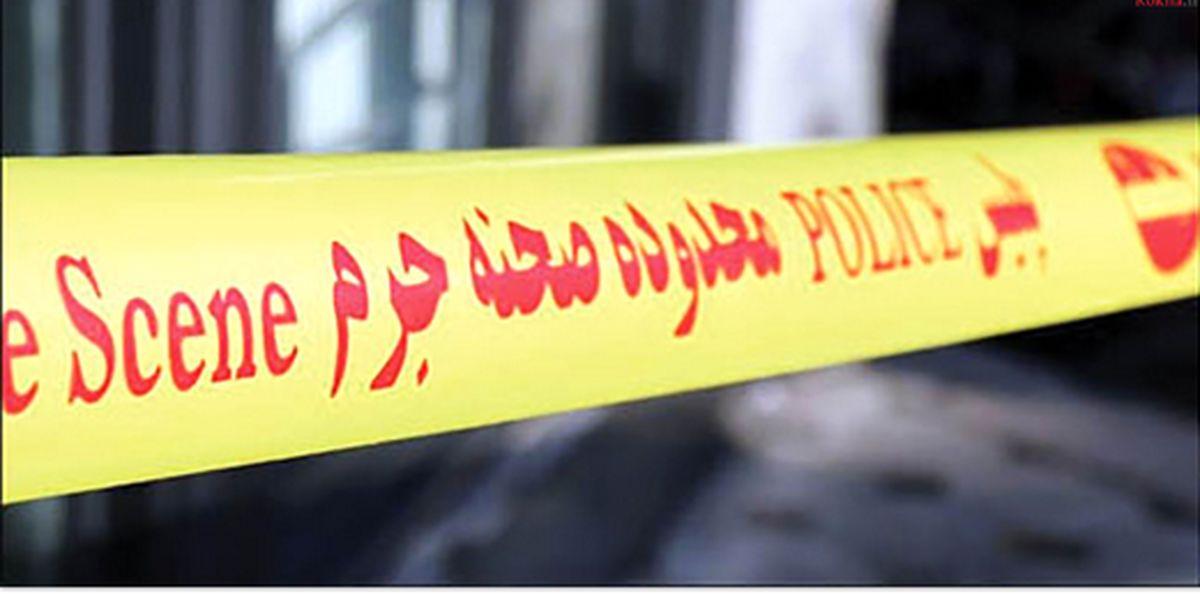 جسد پتوپیچ مرد جوان در کنار سطل زباله/جریان چه بود؟