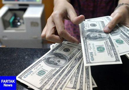 قیمت خرید دلار در بانکها امروز ۹۸/۰۲/۲۵