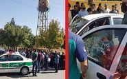 زن کرمانشاهی جلوی شورای حل اختلاف شوهرش را تیر باران کرد