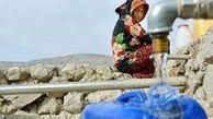 میزان آبدهی چشمههای گیلانغرب ۴۰ درصد کاهش یافت