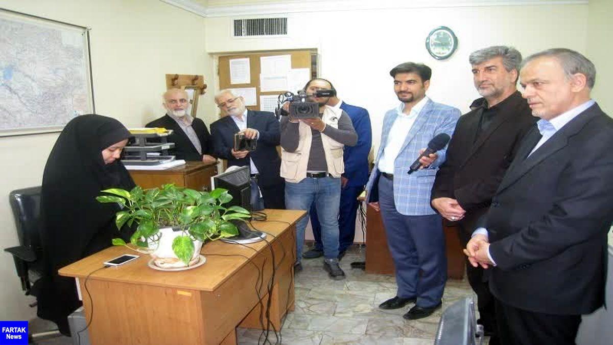 دیدار استاندار خراسان رضوی از رادیو تاجیکی معاونت برون مرزی