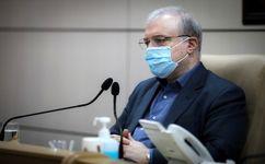 وزیر بهداشت: ابتلا و مرگومیر کرونا در کل کشور سر به فرود گذاشته است