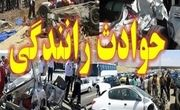 دو کشته و مجروح حاصل تصادف سواری پراید با پژو در اسفراین