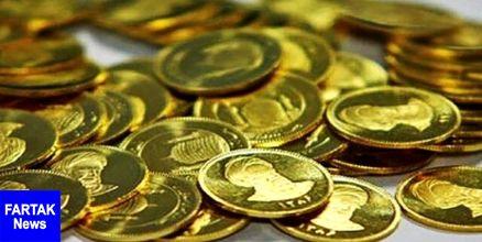 تخلیه بیسابقه حباب سکه