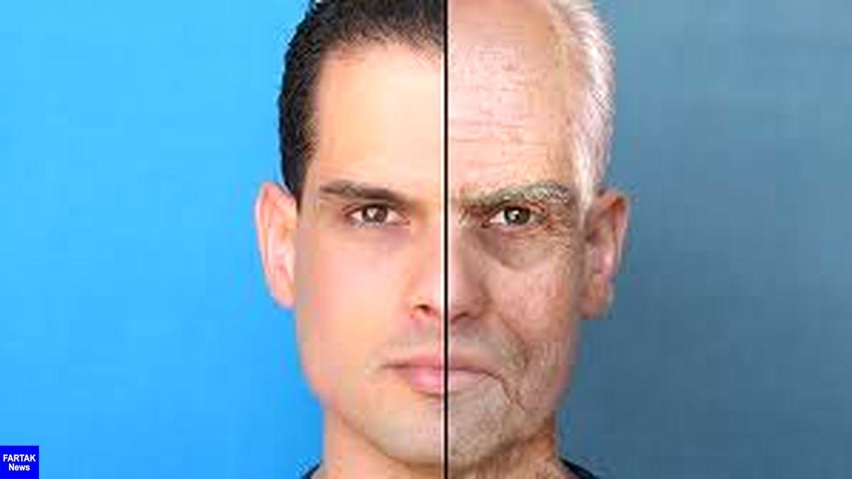 آزمایشی که سن بیولوژیکی را مشخص می کند