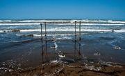 دریای خزر مواج و طوفانی میشود؛ نفوذ سامانه بارشی به شمال کشور
