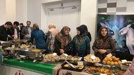 غرفه ایران پربازدیدترین غرفه جشنواره غذا در صربستان
