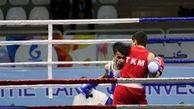 ایران قهرمان تورنمت بینالمللی بوکس
