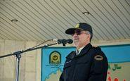 استقرار ۱۰۰ تیم پلیس در محورهای کرمانشاه