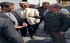 بازدید سرزده رئیس کل بانک مرکزی از صرافی های تهران