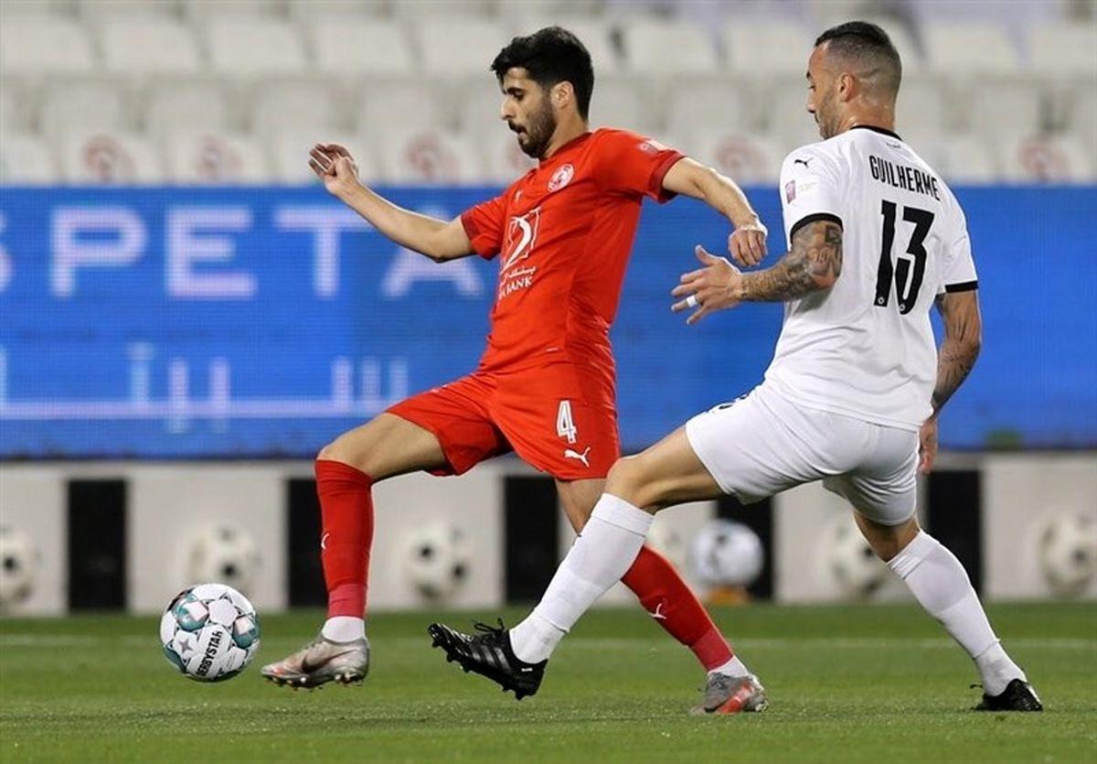 لیگ ستارگان قطر| پیروزی تیم خلیلزاده برابر یاران منتظری/ شکست العربی با وجود پاس گلهای محمدی