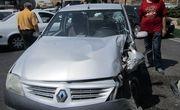 تصادف زنجیره ای در جاده یاسوج بابامیدان ۹ مصدوم بر جا گذاشت