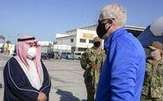 سرپرست پنتاگون با وزیر دفاع بحرین دیدار کرد