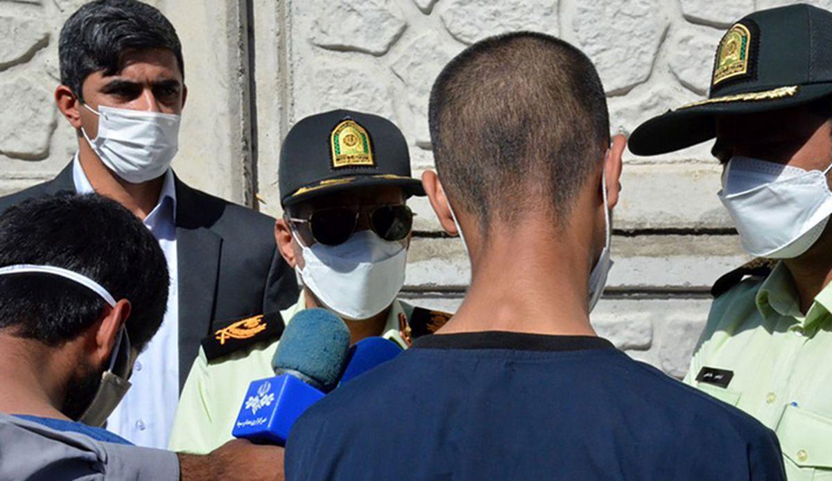 انهدام و دستگیری اعضای باند زورگیران مسلح جاده ها