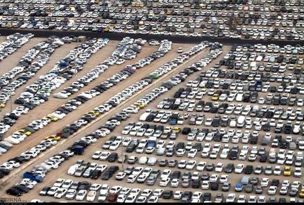 هزینه پارکینگ خودروها در مرز مهران 50 هزار تومان است
