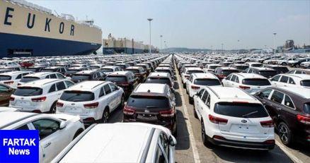 دستور جلوگیری از ترخیص بیش از ۱۰۰۰ خودرو صادر شد
