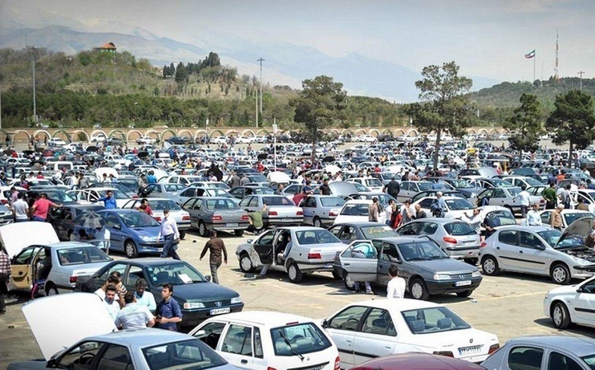 سیل فروش این خودروها راه میافتد؟