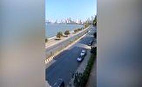 خیابانهای بمبئی پس از قرنطینه گسترده در هند