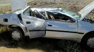 تصادف در آزاد راه قم- تهران ۷ مصدوم داشت