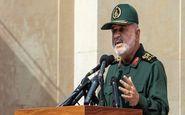 فرمانده کل سپاه اولین دز واکسن ایرانی را دریافت کرد