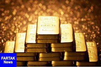 قیمت جهانی طلا امروز 12 خرداد 97