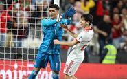 اتفاقی فوق العاده برای بیرانوند پس از مهار پنالتی برابر عمان